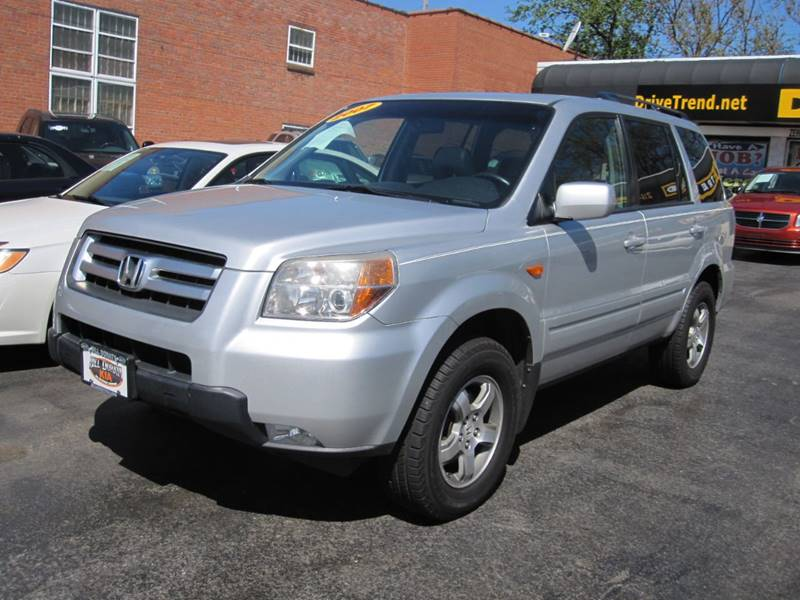 2007 Honda Pilot For Sale At DRIVE TREND In Cleveland OH