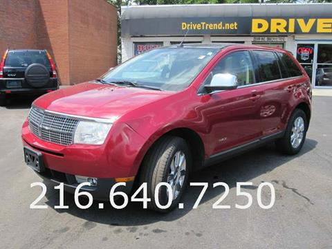 2007 Lincoln MKX for sale in Cleveland, OH