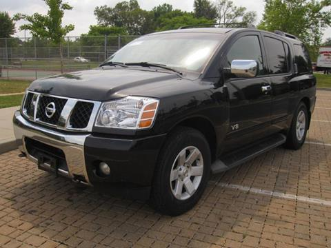 2006 Nissan Armada for sale in Cleveland, OH