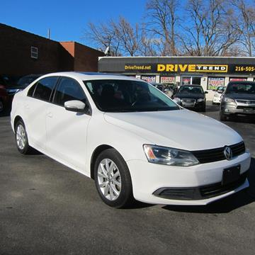 2011 Volkswagen Jetta for sale at DRIVE TREND in Cleveland OH