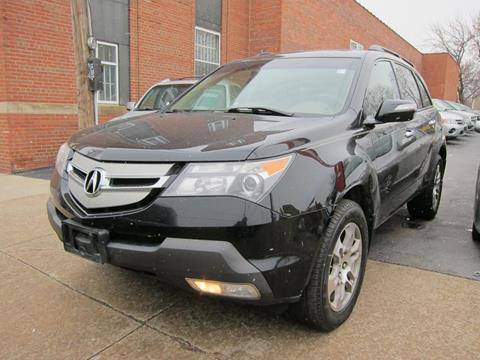 2008 Acura MDX for sale at DRIVE TREND in Cleveland OH