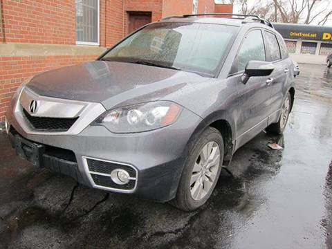 2010 Acura RDX for sale at DRIVE TREND in Cleveland OH
