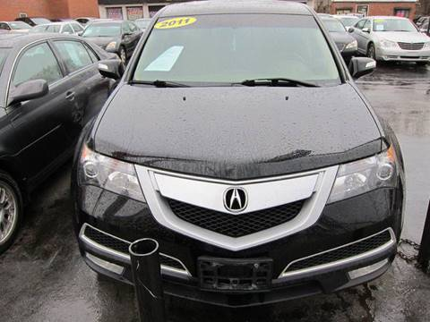 2011 Acura MDX for sale at DRIVE TREND in Cleveland OH