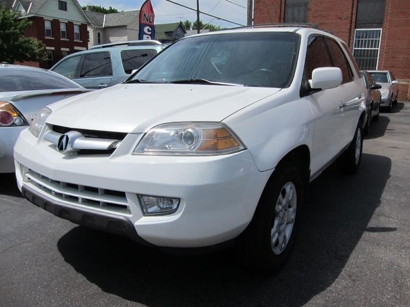 Acura MDX Touring In Cleveland OH DRIVE TREND - 2006 acura mdx for sale