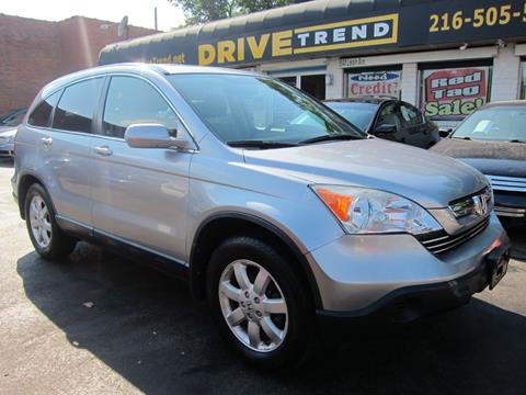 2007 Honda CR-V for sale at DRIVE TREND in Cleveland OH