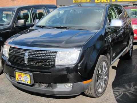 2008 Lincoln MKX for sale at DRIVE TREND in Cleveland OH