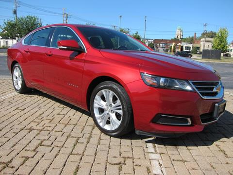 2014 Chevrolet Impala for sale at DRIVE TREND in Cleveland OH