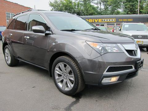 2012 Acura MDX for sale at DRIVE TREND in Cleveland OH