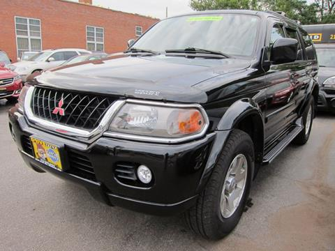 2000 Mitsubishi Montero Sport for sale at DRIVE TREND in Cleveland OH