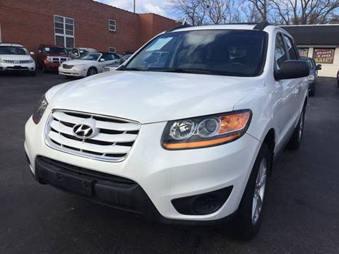 2010 Hyundai Santa Fe for sale in Cleveland, OH