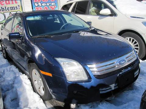 2006 Ford Fusion for sale in Cleveland, OH