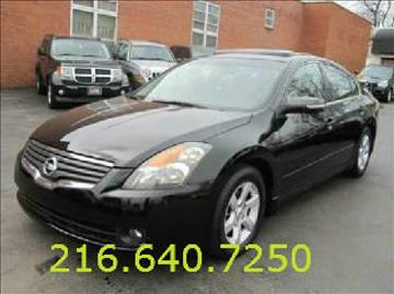 2008 Nissan Altima for sale at DRIVE TREND in Cleveland OH