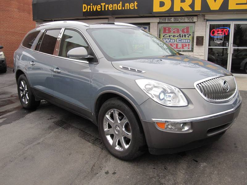 motors detail cxl fwd enclave angel serving at buick used inc