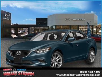 2017 Mazda MAZDA6 for sale in Valley Stream NY