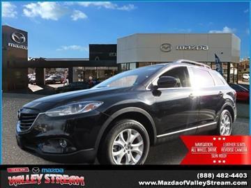 2013 Mazda CX-9 for sale in Valley Stream, NY