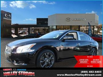 2012 Nissan Maxima for sale in Valley Stream, NY