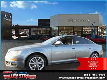 2011 Audi A6 for sale in Valley Stream, NY