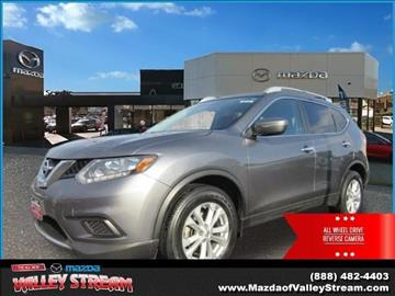 2014 Nissan Rogue for sale in Valley Stream, NY