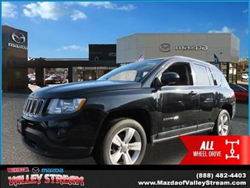 2012 Jeep Compass for sale in Valley Stream, NY