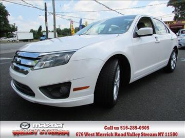 2012 Ford Fusion for sale in Valley Stream, NY