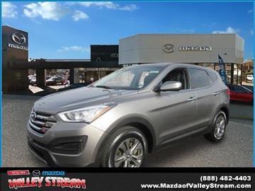 2016 Hyundai Santa Fe Sport for sale in Valley Stream, NY