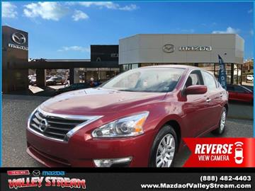 2014 Nissan Altima for sale in Valley Stream, NY