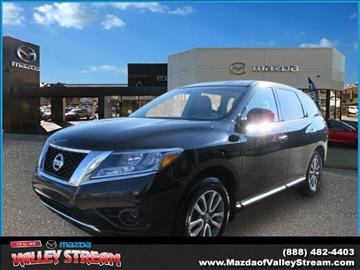2014 Nissan Pathfinder for sale in Valley Stream, NY