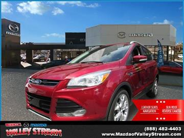 2014 Ford Escape for sale in Valley Stream NY