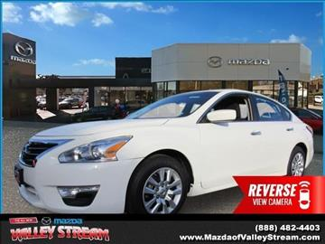 2015 Nissan Altima for sale in Valley Stream, NY