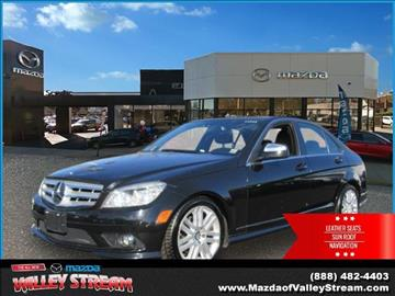 2009 Mercedes-Benz C-Class for sale in Valley Stream, NY