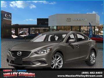 2017 Mazda MAZDA6 for sale in Valley Stream, NY