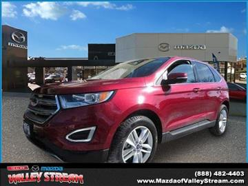 2015 Ford Edge for sale in Valley Stream, NY