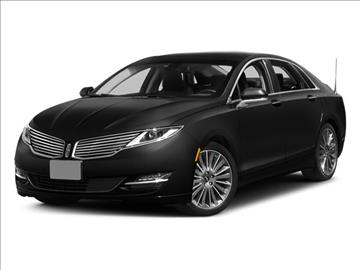 2014 Lincoln MKZ Hybrid for sale in Valley Stream, NY