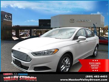 2014 Ford Fusion for sale in Valley Stream NY