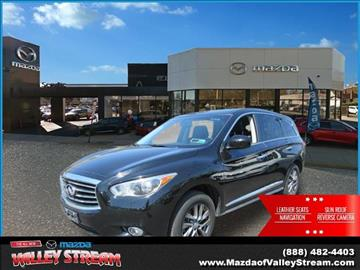2013 Infiniti JX35 for sale in Valley Stream, NY