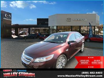 2010 Ford Taurus for sale in Valley Stream, NY