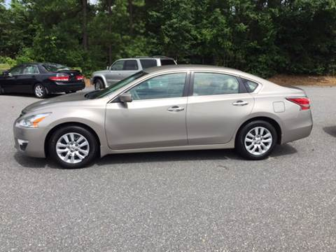 2014 Nissan Altima for sale in Anderson, SC