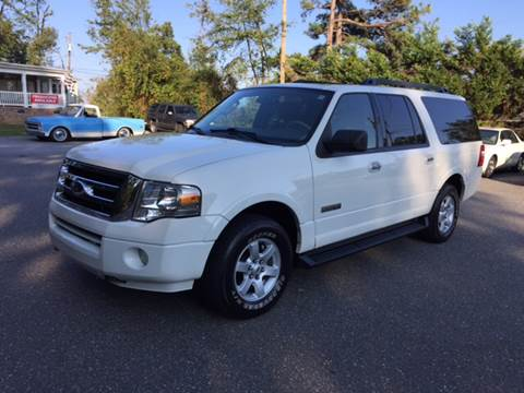 2008 Ford Expedition EL for sale in Anderson, SC