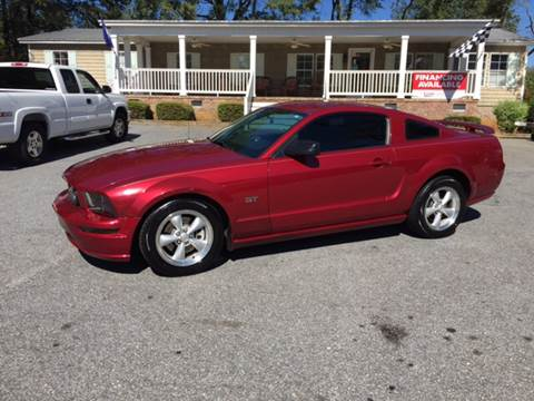2007 Ford Mustang for sale in Anderson, SC
