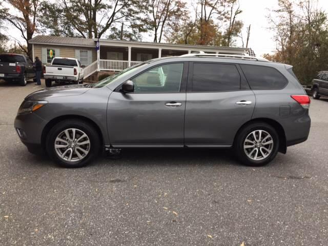 2015 Nissan Pathfinder S In Anderson SC - Dorsey Auto Sales