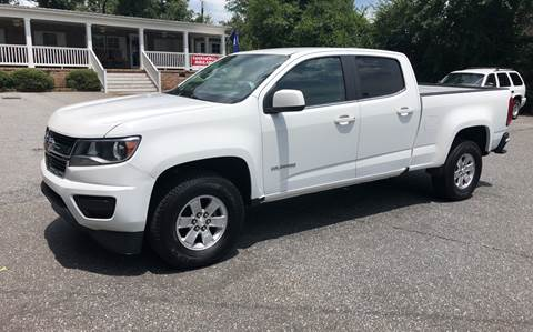 2016 Chevrolet Colorado For Sale In Anderson Sc