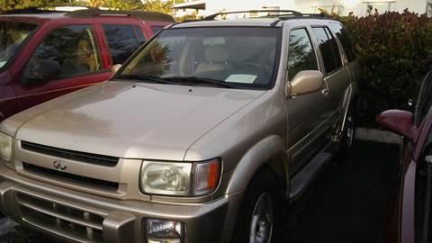 2000 Infiniti QX4 for sale in Fort Lauderdale, FL