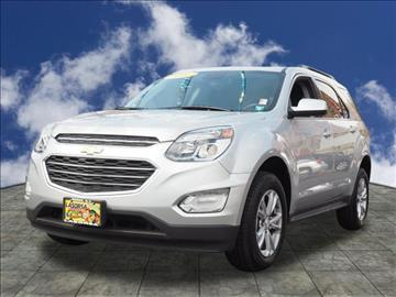 2016 Chevrolet Equinox for sale in Bronx, NY