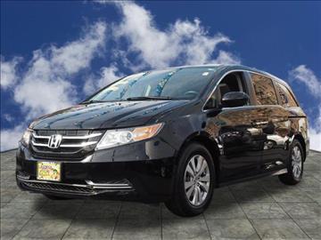 2015 Honda Odyssey for sale in Bronx, NY