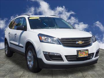 2016 Chevrolet Traverse for sale in Bronx, NY