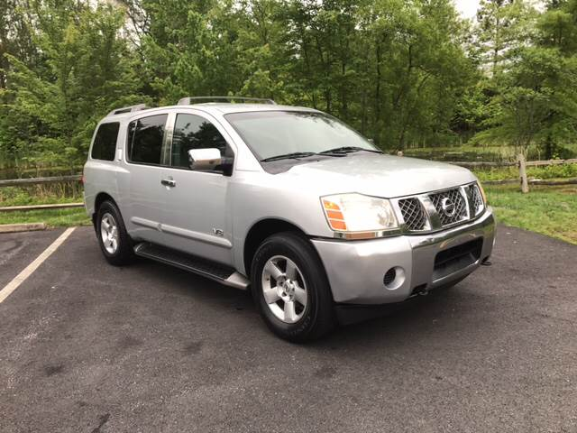 2005 nissan armada se in woodford va virginia auto mall. Black Bedroom Furniture Sets. Home Design Ideas