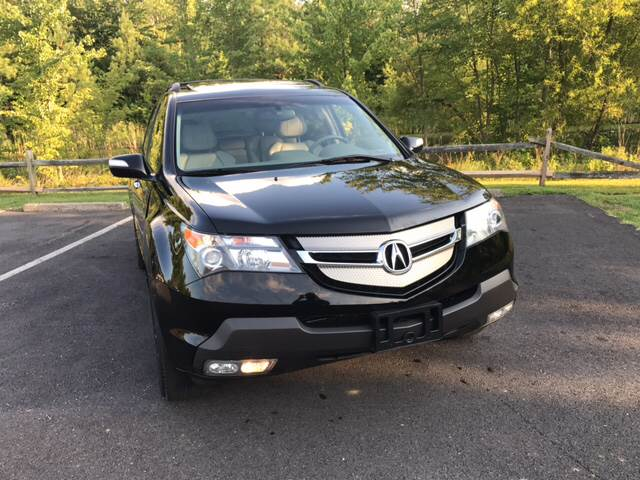 Acura MDX SHAWD WTech WRES In Woodford VA Virginia Auto Mall - Acura mdx 2007 for sale