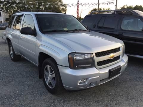 2007 Chevrolet TrailBlazer for sale in Woodford, VA
