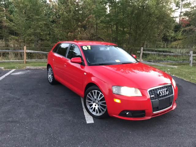 Audi A T In Woodford VA Virginia Auto Mall - 2007 audi a3