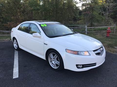 2008 Acura TL for sale in Woodford, VA